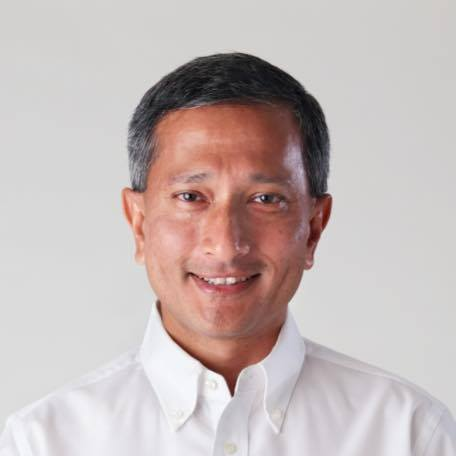 Minister for Foreign Affairs of Singapore Dr Vivian Balakrishnan