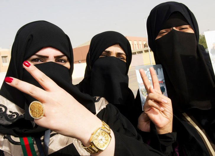 Saudi Arabia will allow entry of women in sports stadium from 2018.