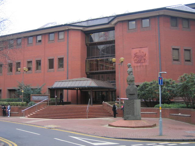 Birmingham Crown Court. Photo courtesy: Queen Elizabeth Law Courts cc-by-sa/2.0 - © David Stowell - geograph.org.uk/p/552366