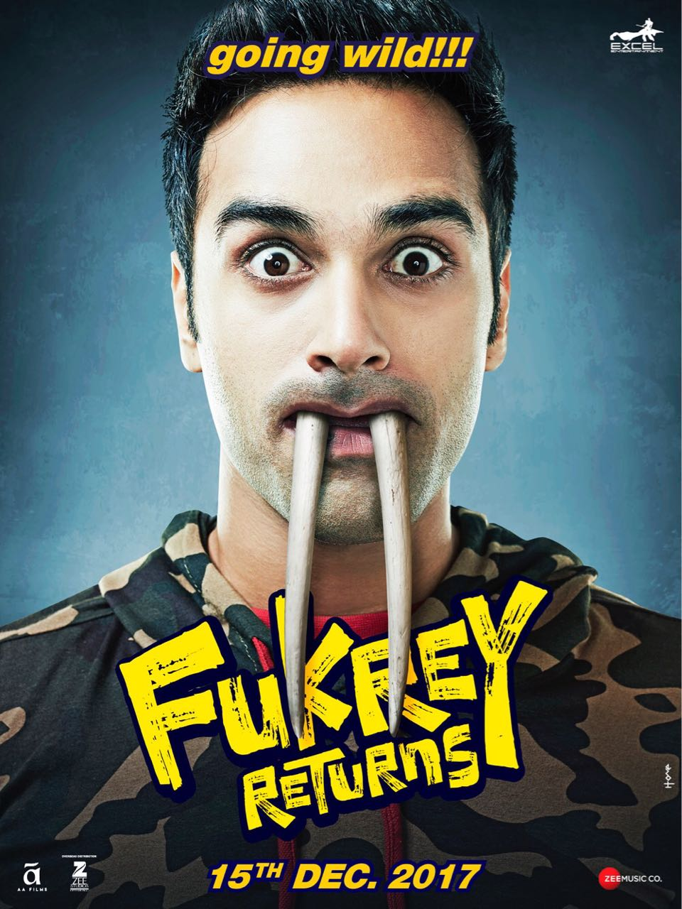 High dose of laughter comes with Fukrey Returns