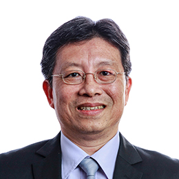 Teo Chin Hock, deputy chief executive of CSA.