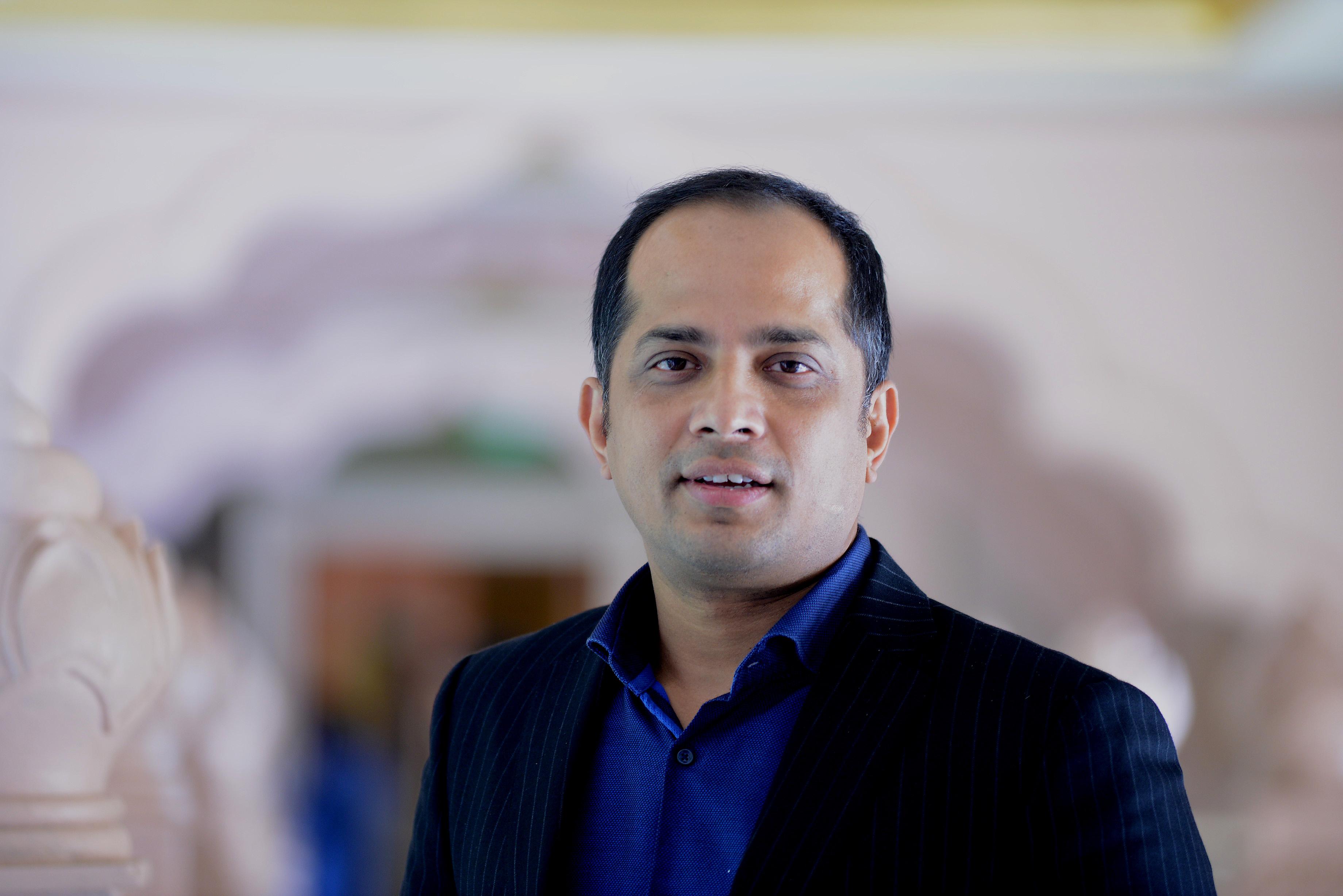 Sopnendu Mohanty, Chief FinTech Officer of MAS,