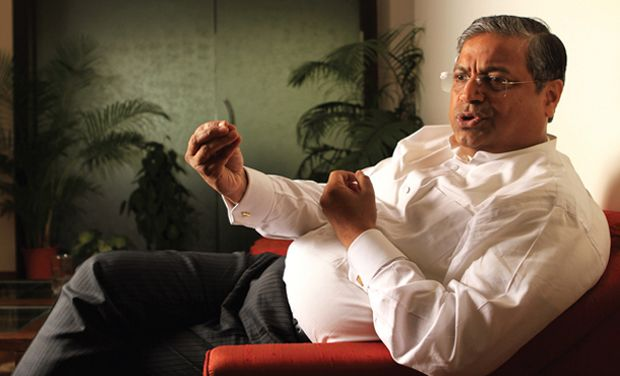 Former solicitor general of India Gopal Subramanium.