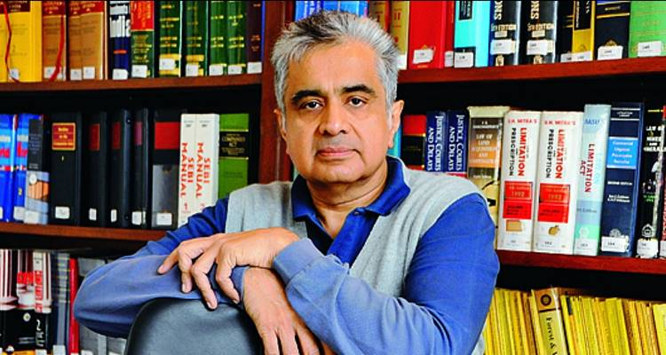 India's leading lawyer Harish Salve.