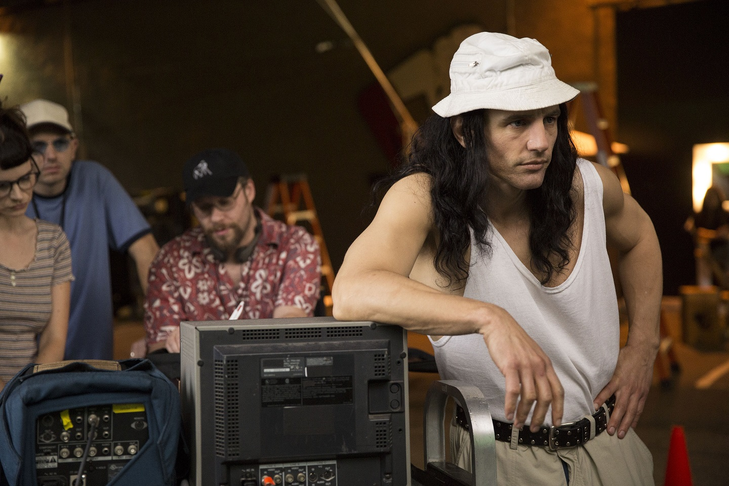 Hollywood hotshot James Franco is the creator of the celebrated film 'The Disaster Artist'.