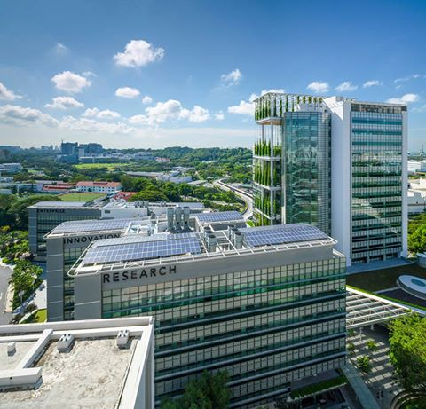 Three new research programmes have been launched at CREATE in Singapore.