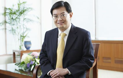 Heng Swee Keat, Minister for Finance in Singapore.