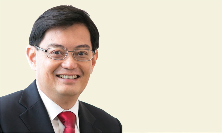 Heng Swee Keat, Minister for Finance of Singapore,