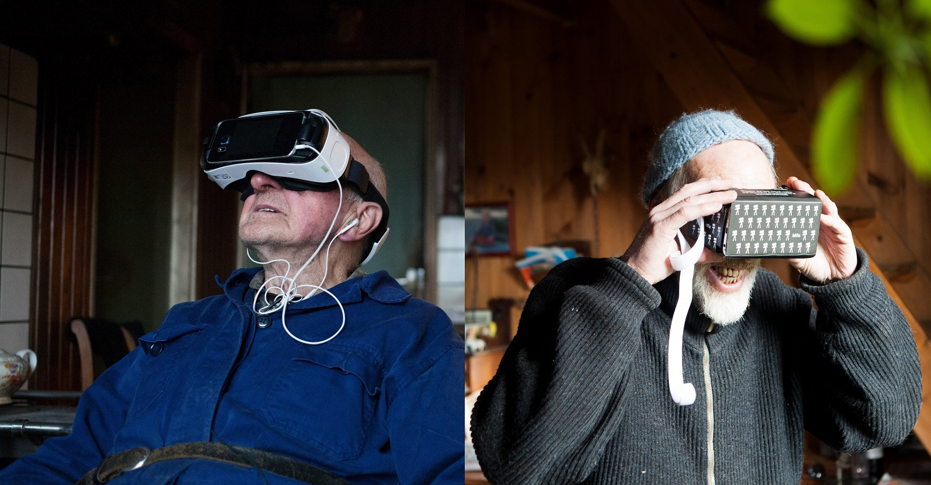 'The Last Chair' is a VR documentary about the final stages of life.