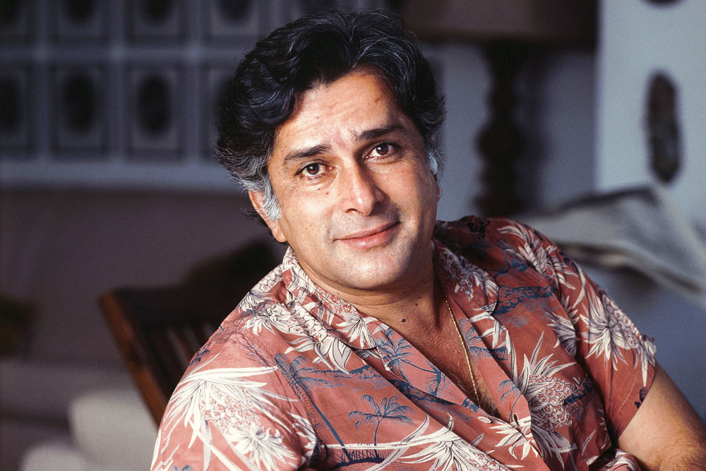 The ever smiling Indian actor Shashi Kapoor bid adieu to this world in Mumbai.
