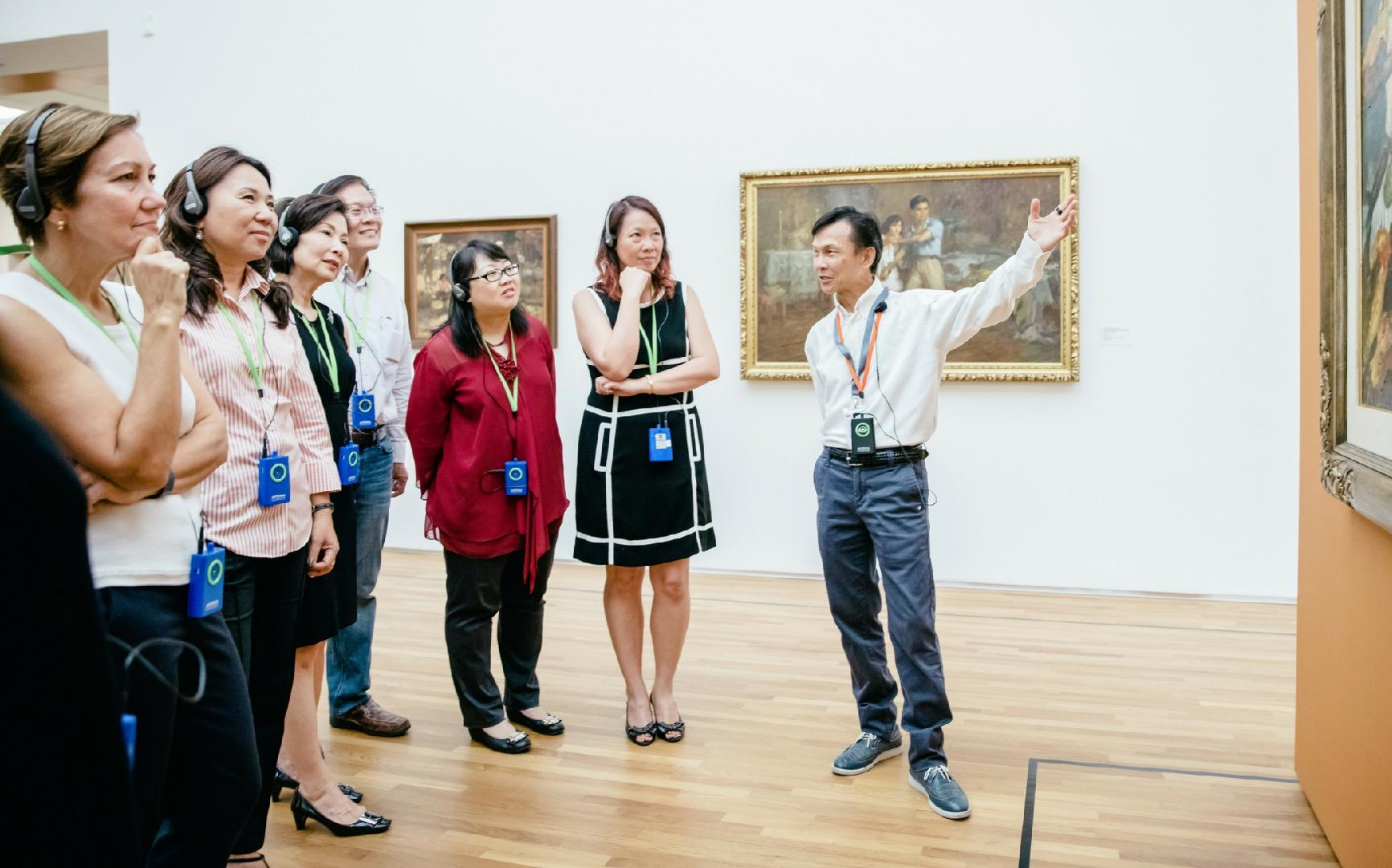 About 5.1 million visitors flocked to various museums and heritage institutions in Singapore during 2016.