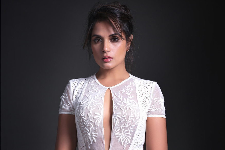 Richa Chadda said she wanted to be an actress since she was three years old.