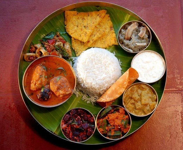 The thali is simple, less spicy and oily, yet intricately flavoured. No Odia cuisine is complete without rice, fish, seafood and yogurt