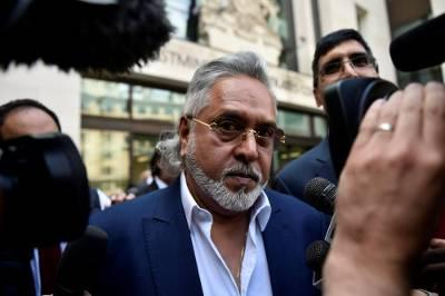 Vijay Mallya in London.