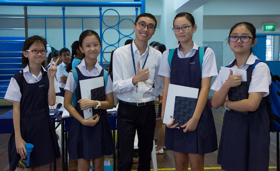 Secondary 1 posting results will be released on December 21.