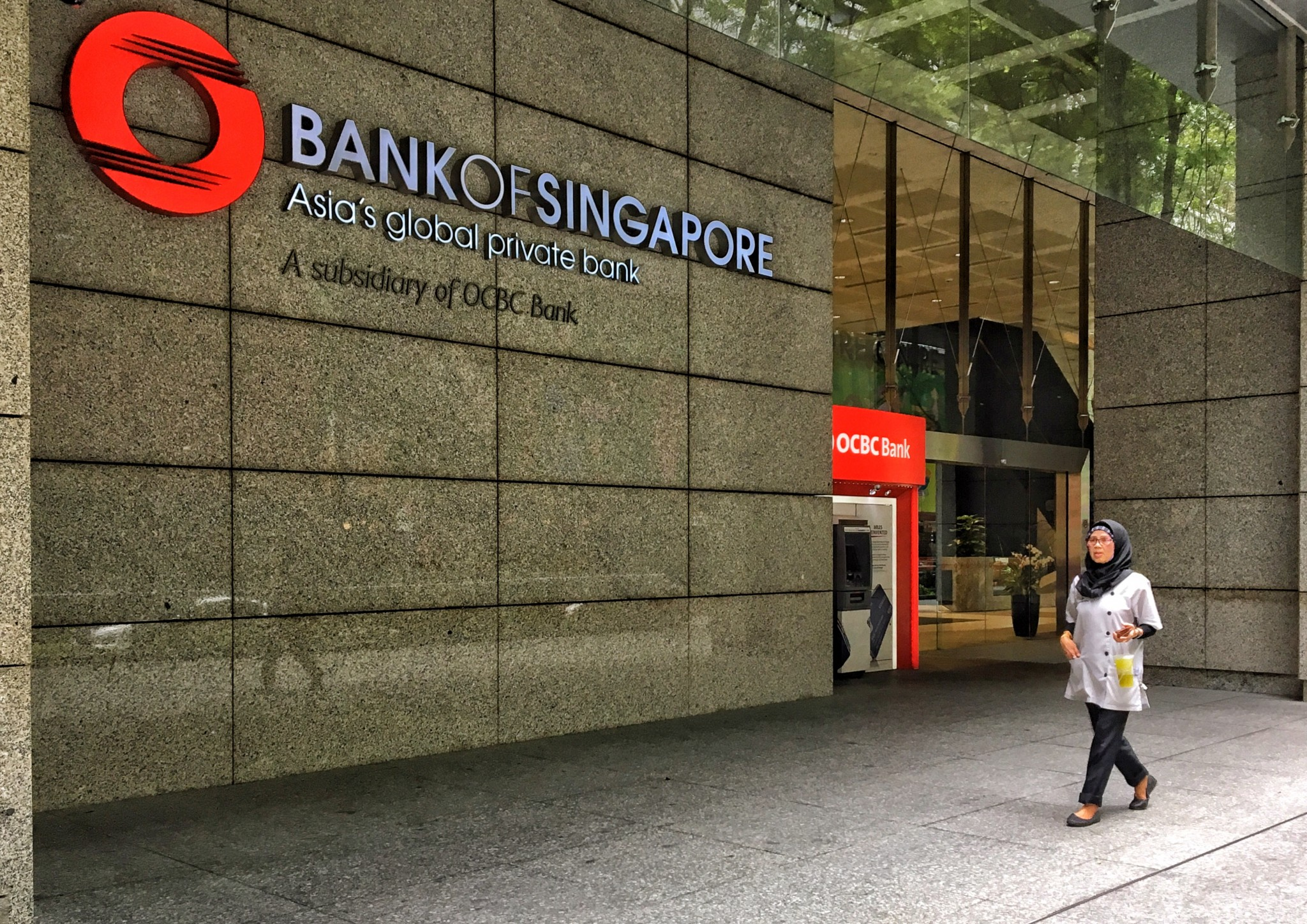 Bank of Singapore will hire relationship managers to cater to Non-Resident Indians (NRIs) and the rich people of the Arab world.