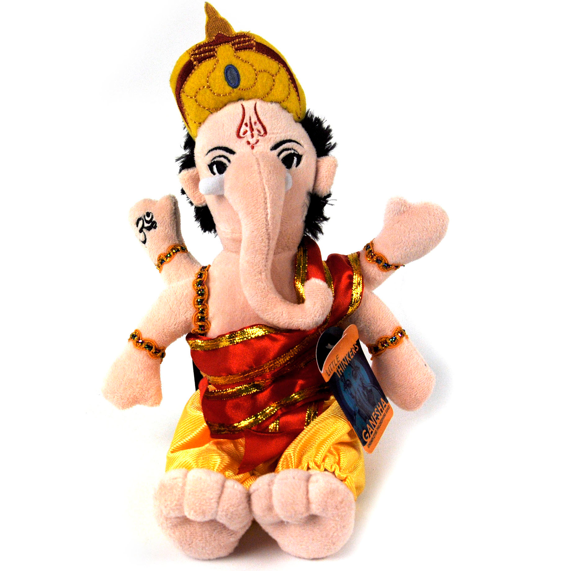 Ganesh Plush Doll