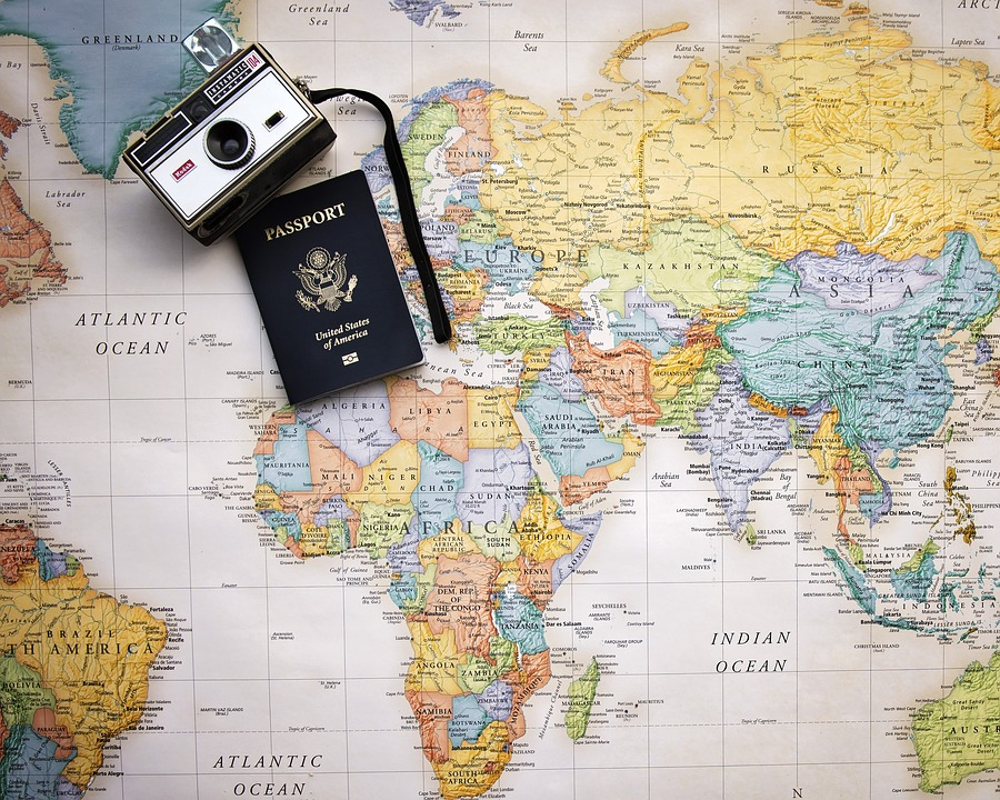 452,109 Indian nationals have acquired foreign citizenship in 117 countries from 2014 to 2017, said Minister of State for External Affairs VK Singh. Photo courtesy: Pixabay