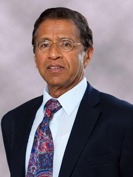 Indian-American electrical engineering Professor Mool Gupta
