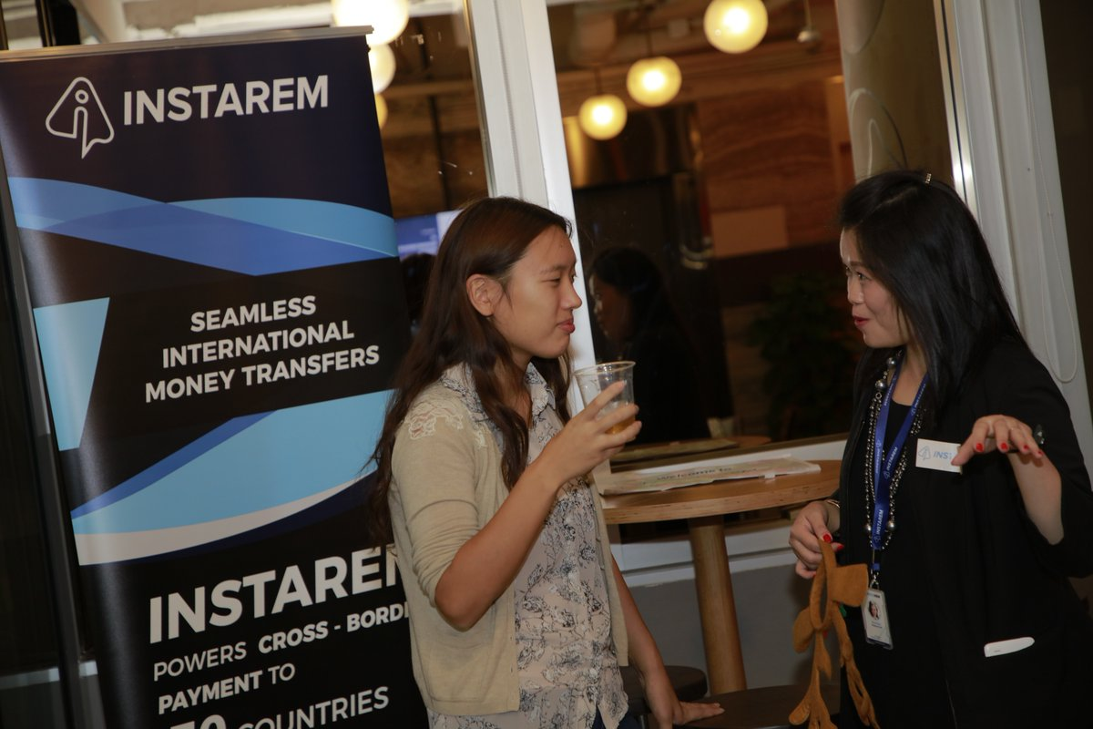 InstaReM offers a platform for international money transfers to individuals and businesses.