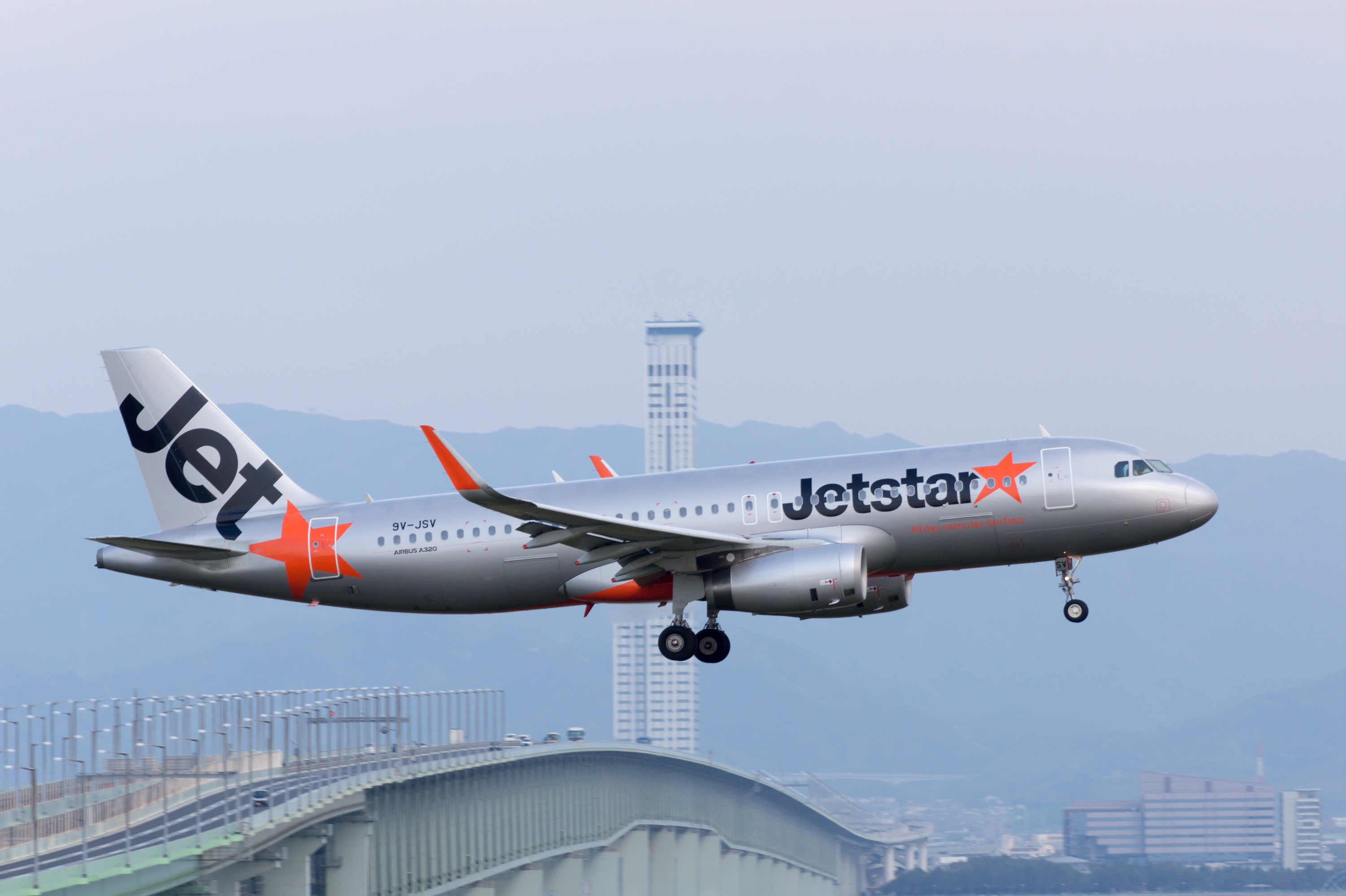 Jetstar Asia is the fourth-most punctual airline in the Asia Pacific region.