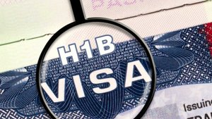 The H-1B programme offers temporary US visas that allow companies to hire highly skilled foreign professionals working in areas with shortages of qualified American workers.