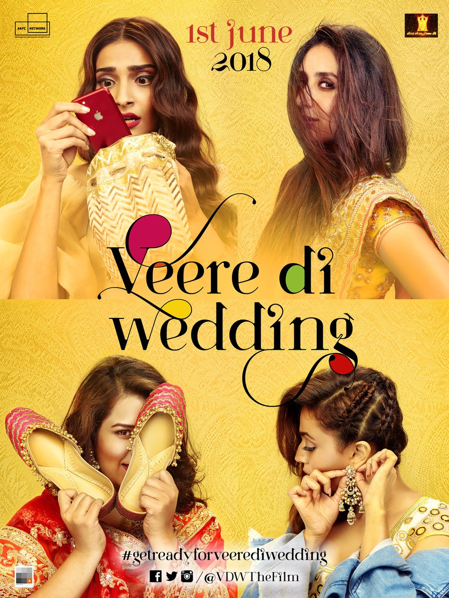 Veere Di Wedding is one of the most awaited Bollywood films.