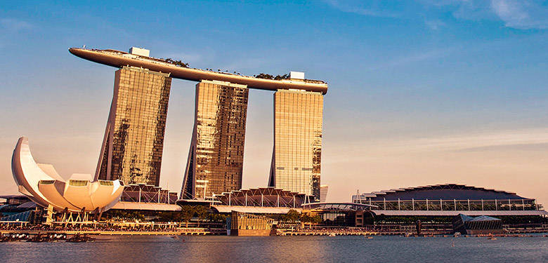Photo courtesy: marinabaysands.com