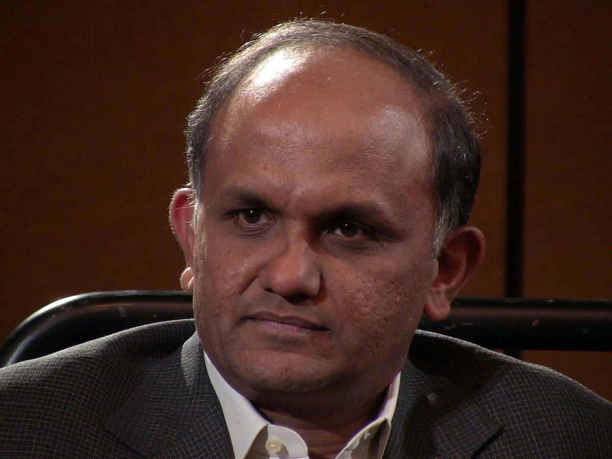 Indian-American Shantanu Narayen.