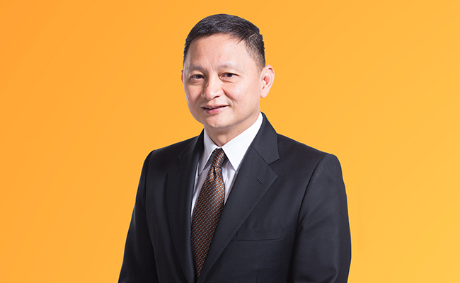 Goh Choon Phong, CEO of Singapore Airlines.