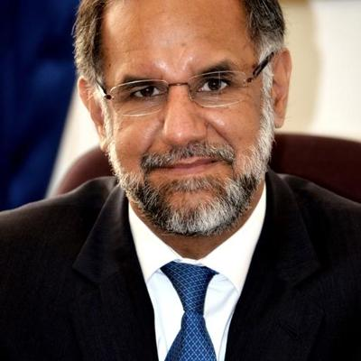Indian Ambassador to the UAE Navdeep Singh Suri