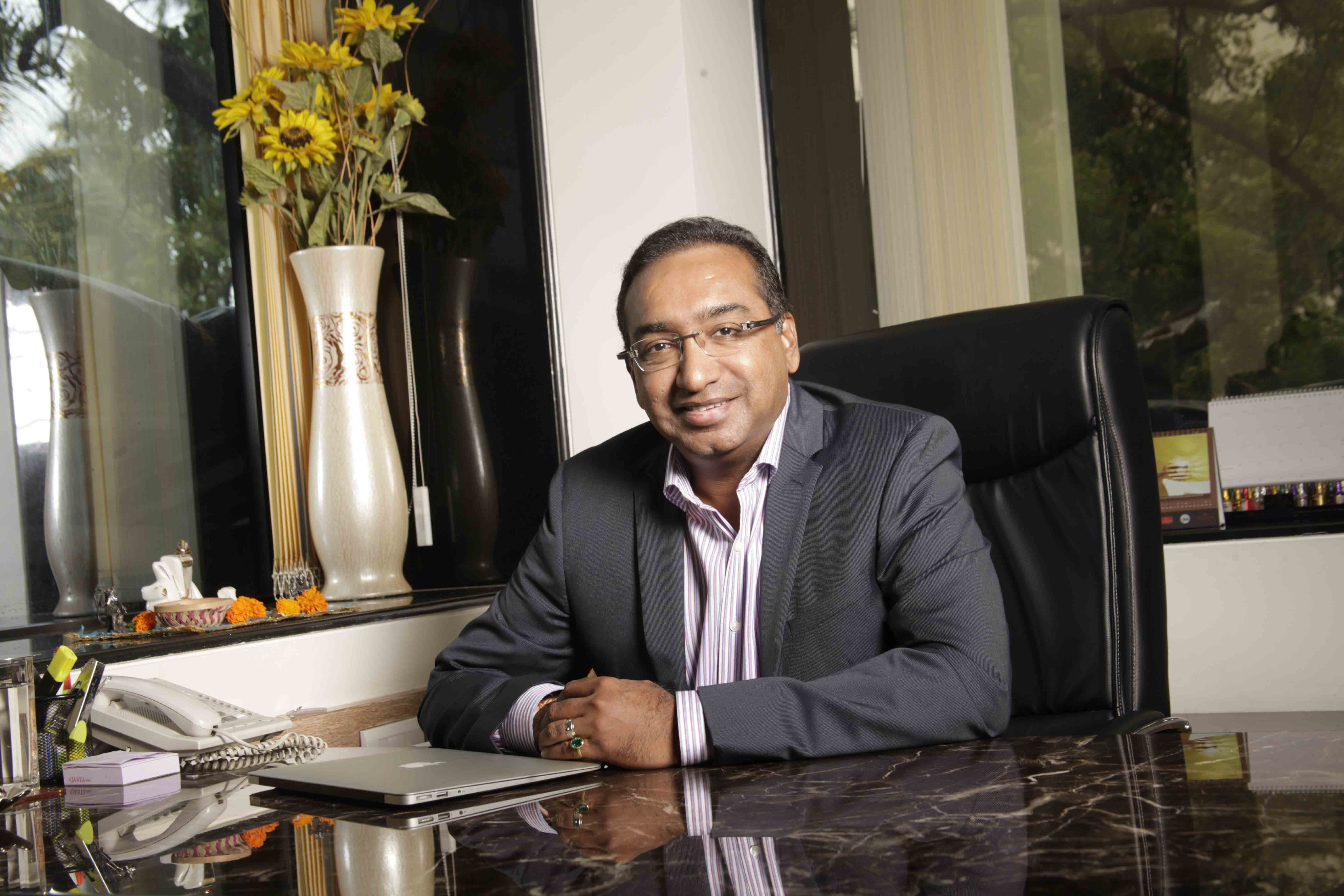 Sameer Nair, CEO, Applause Entertainment