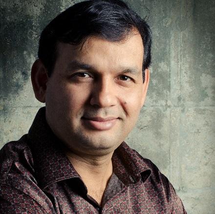 Singer Sandeep Chatterjee.