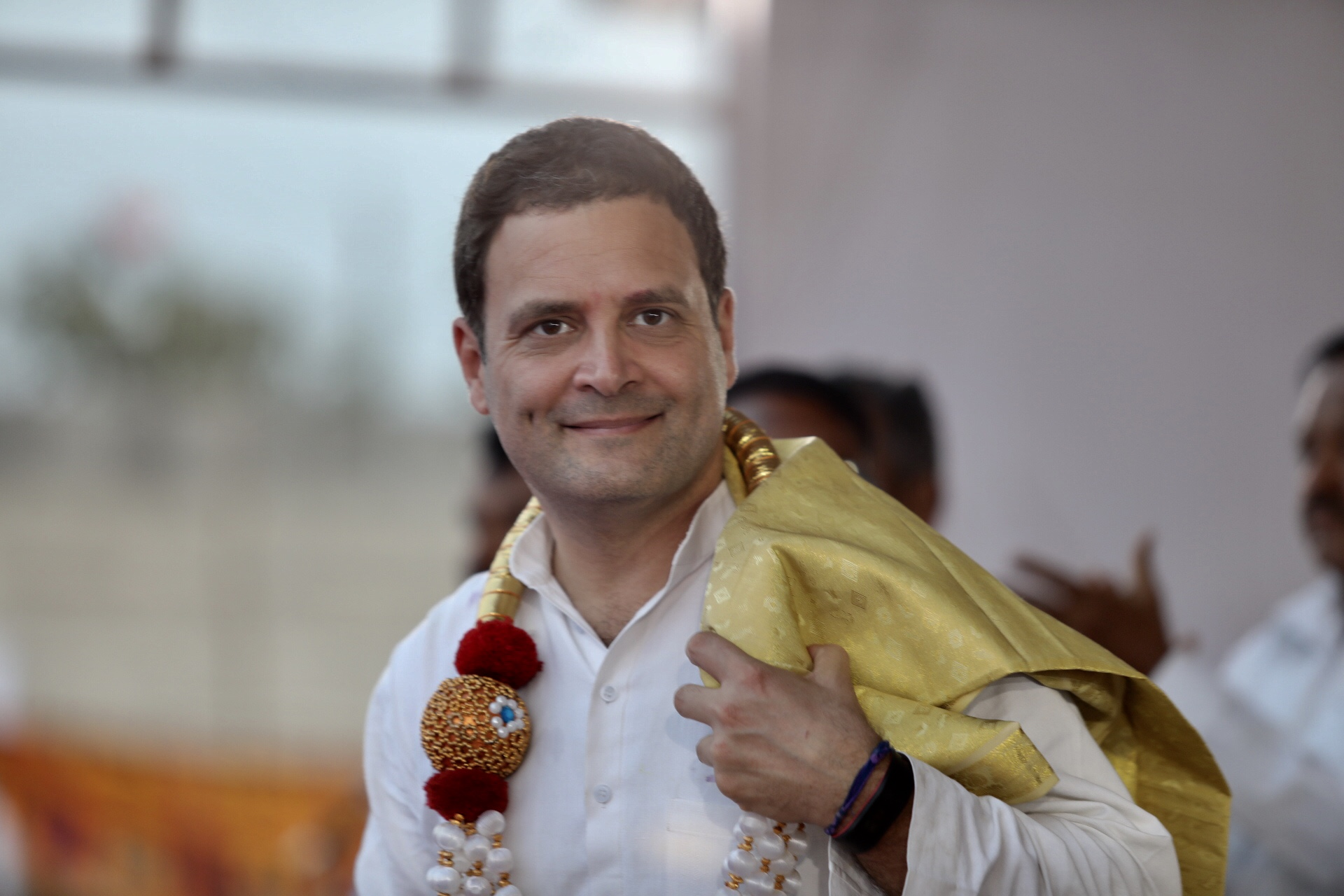 Rahul Gandhi to arrive in Singapore on March 8