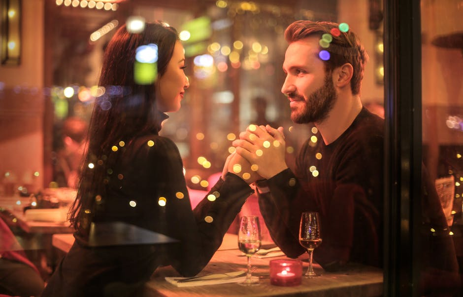 The romantic date includes a dinner for two followed by catching a cinema show, drinks and a return taxi ride.