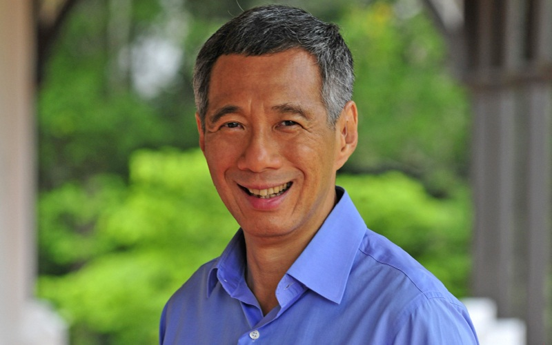 Prime Minister Lee Hsein Loong emphasised about the close link of family in the celebration of Chinese New Year.