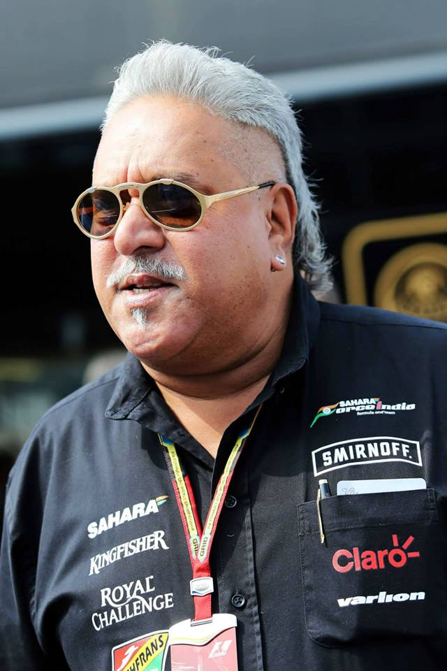 Vijay Mallya was arrested last year in London.