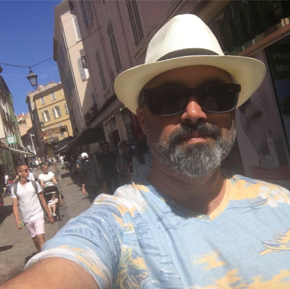 Filmmaker Ben Rekhi.