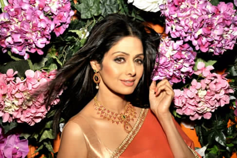 Actor par excellence, dancer extraordinaire Sridevi was an epitome of beauty who will be remembered forever in the hearts of her innuemerable fans. Photo courtesy: Wikimedia