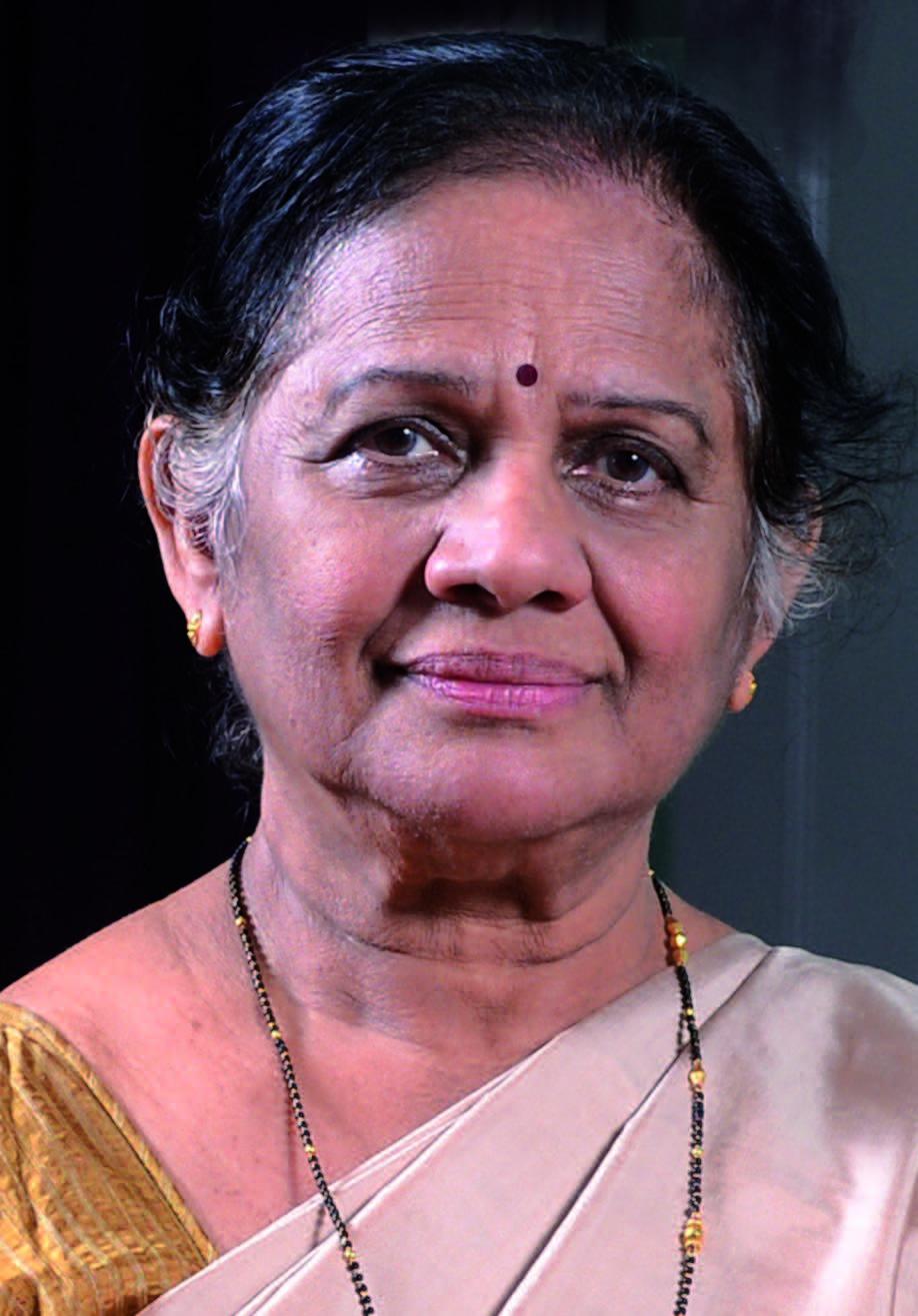 Santha Bhaskar, Artistic Director of Bhaskar's Arts Academy Photo: Bhaskar's Arts Academy