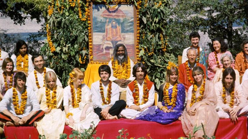 The exhibition explores the particulars of John Lennon and George Harrison's trip to Rishikesh. Photo courtesy: The Beatles Story Liverpool