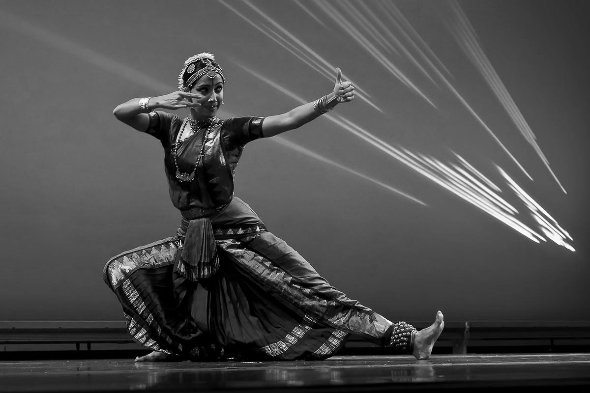 Mythili Prakash grew up in an environment filled with dance and music, under the watchful eye of her mother and teacher dance exponent Viji Prakash.