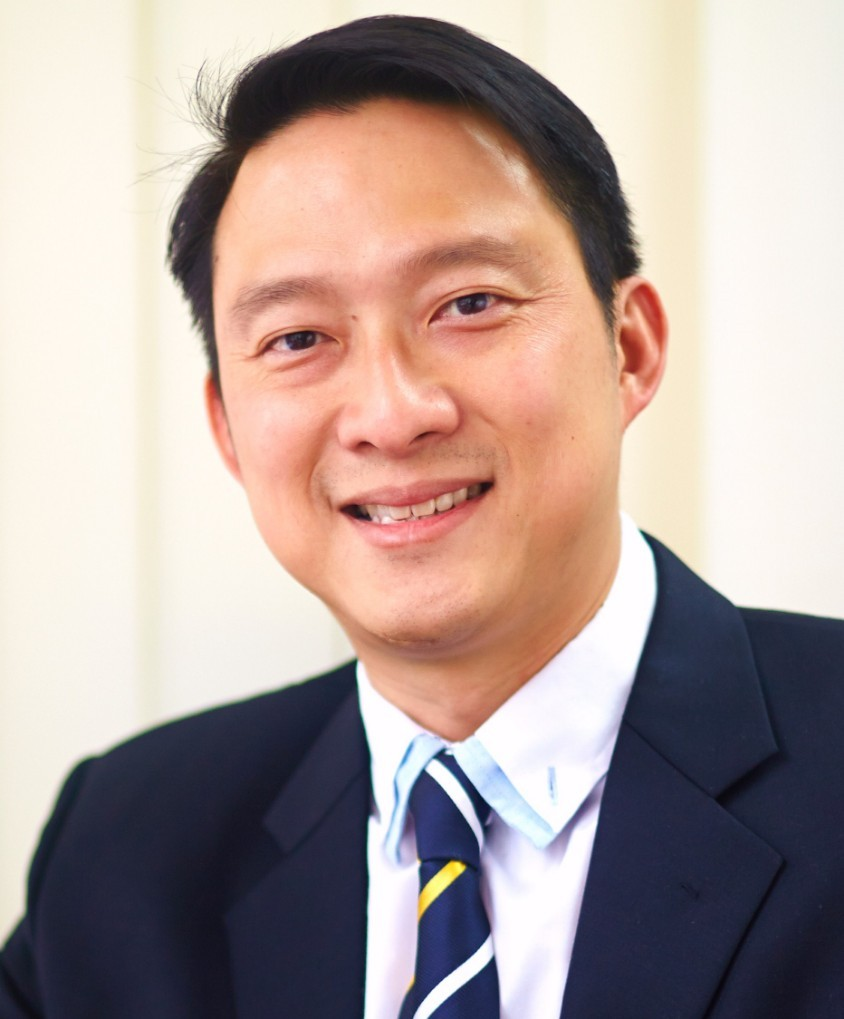 Dr Lam Pin Min, Senior Minister of State for Transport.