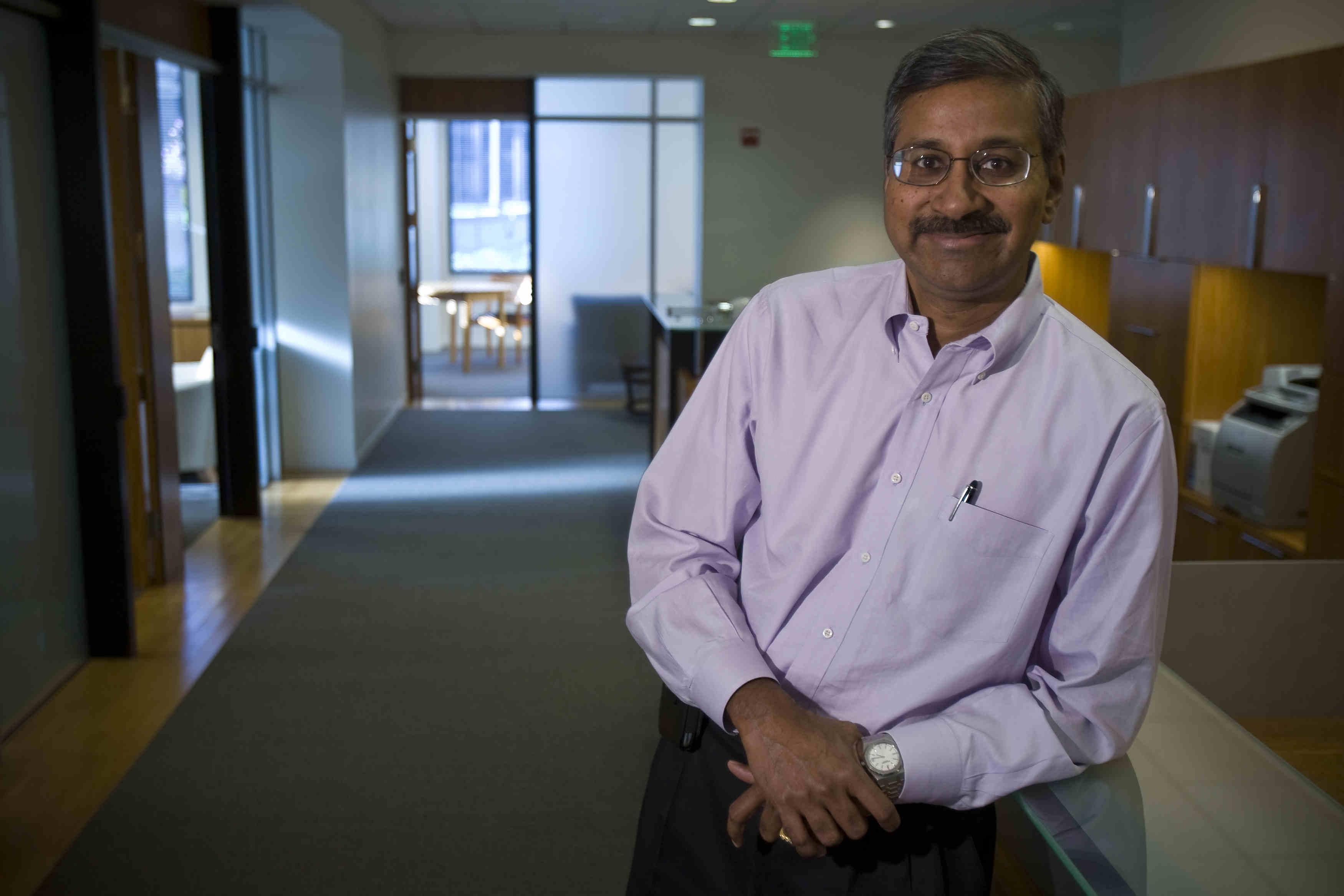 Venture capitalist and Google investor Kavitark Ram Shriram has a net worth of USD2.1 billion.