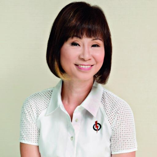 Senior Minister of State for Health Amy Khor
