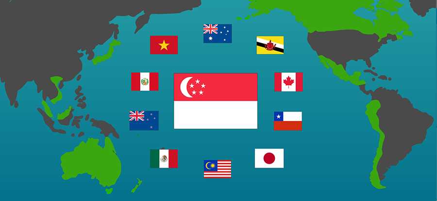 Singapore Signs Apac Trade Pact Which Proceeds Without Us