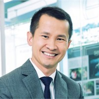 Lionel Yeo, STB's Chief Executive