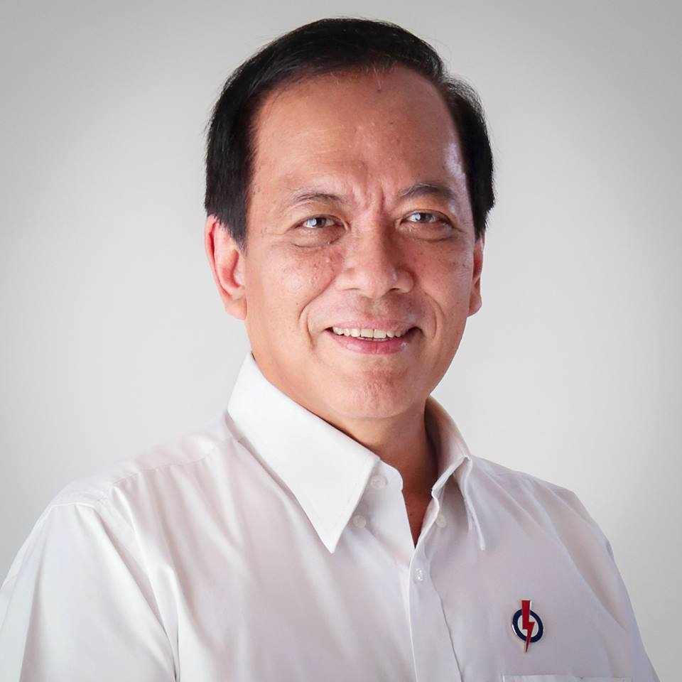 Deputy Speaker of Singapore Parliament Charles Chong