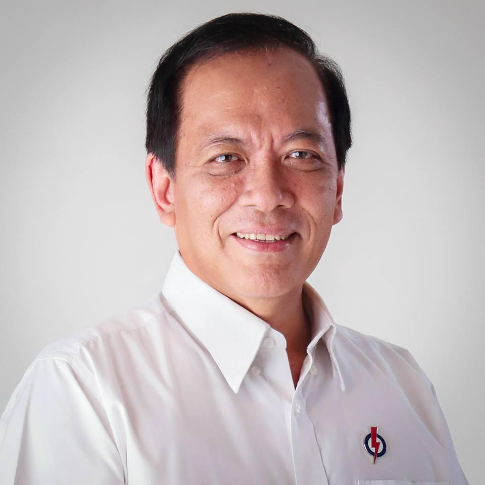 Deputy Speaker of Singapore Parliament Charles Chong