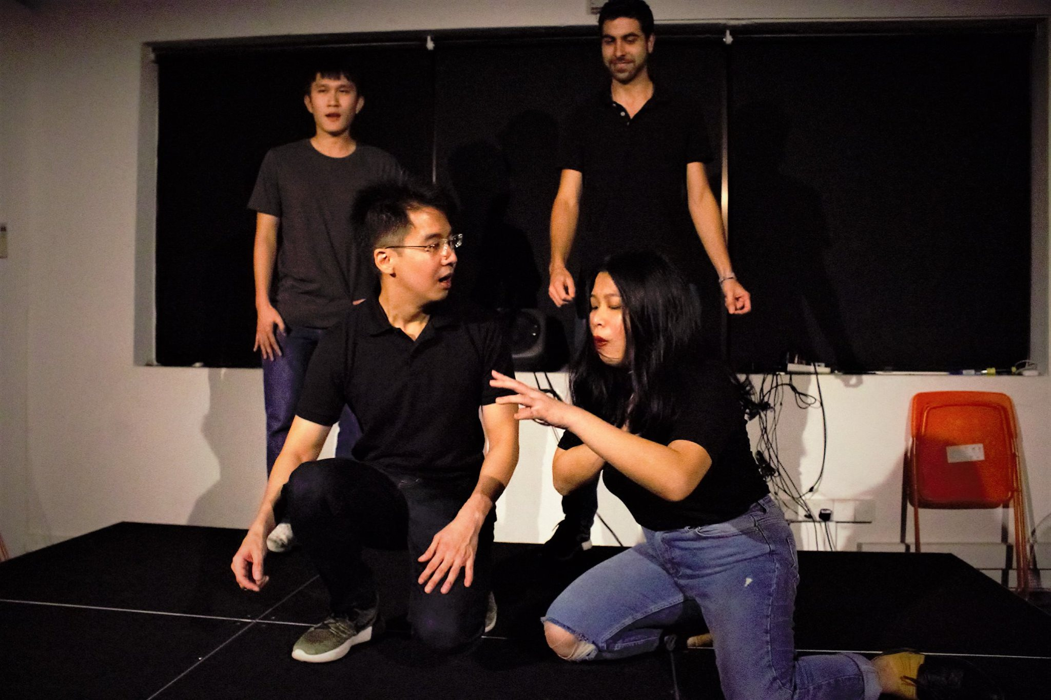 Photo courtesy: Singapore Improv Festival FB